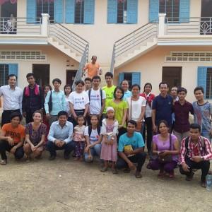 Kristen identitet i Cambodja