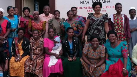 Kvindeliv og kamp for rettigheder