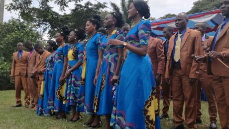 Yes – sammen fejrer vi nye evangelister