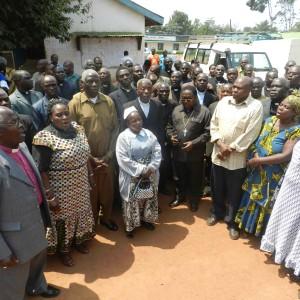 Kirkens kamp mod korruption!