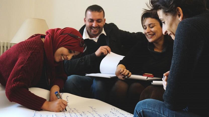 Dansk Arabisk Netværk Skaber Initiativer Til Modstandskraft Mod
