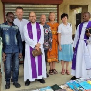Danmission støtter kristen boghandel i Zanzibar