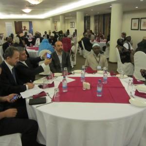 Nationalt Dialoginitiativ skydes igang i Dar Es Salaam