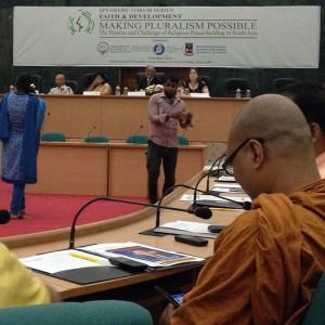 Dialog i Bangladesh; Konstruktiv tolerance eller naivitet?