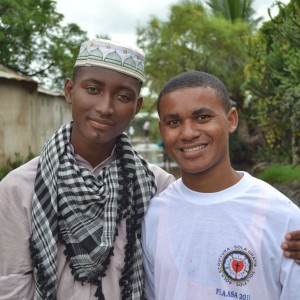 Når Muslimer og Kristne arbejder sammen