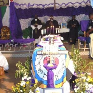 Karagwe stift har mistet sin første biskop Paulo Mukuta.