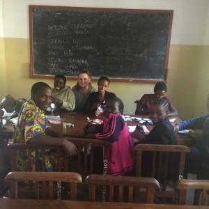 Besøg fra Karagwe!