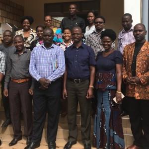 Workshop i Bukoba