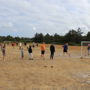 2. Dag på Blåvandgård Børnelejr