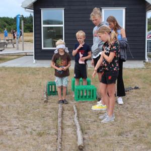 4. dag på Blåvandgård børnelejr