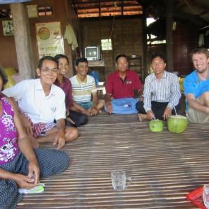 På rundrejse med en ægte missionær