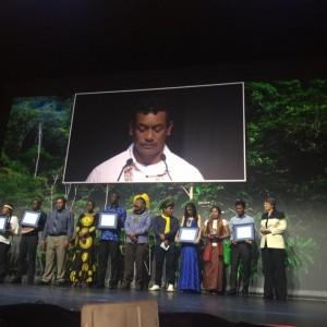 Prey Lang Community Network – stolte prisvindere
