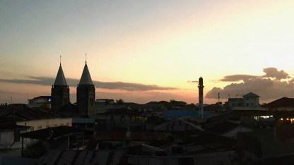 At være kristen på Zanzibar
