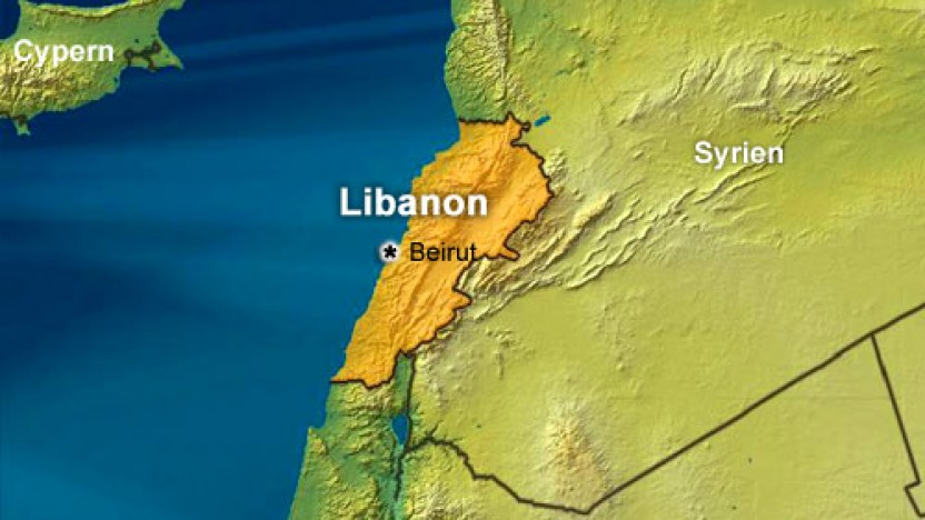 Mit Arabiske Forar Julianne Sloth Bach I Libanon