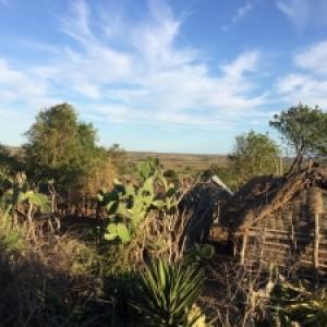 Det sydlige Madagaskar i tørke og marginalisering