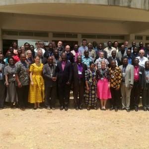 Velkommen til det årlige LMC møde med over 20 biskopper