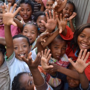 Fra Lucia-optog i Danmark til bedre vilkår for kvinder i Madagaskar