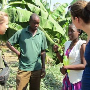 At hjælpe hinanden til en bedre fremtid i Tanzania
