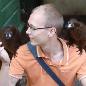 Lemurer, græshoppeangreb og ny volontør i Madagaskar