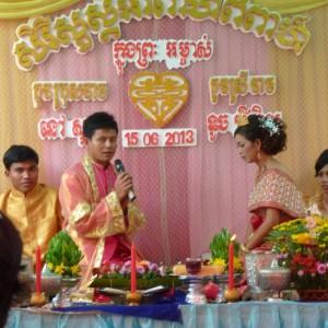 Kirkens kvinder i Cambodja