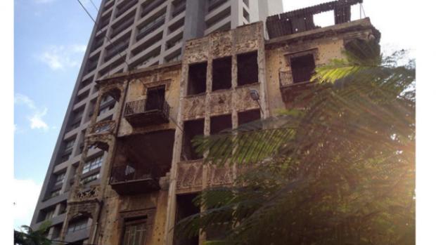 Livstegn fra Beirut