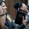 Bibliodrama sætter krop og tanker i bevægelse